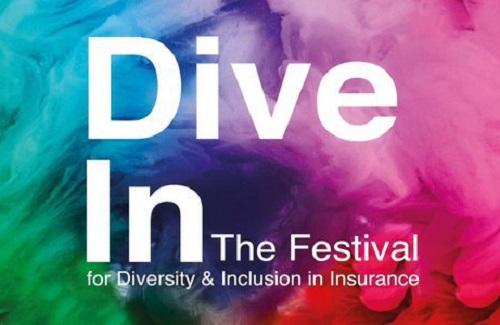 Dive In Festival Logo